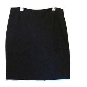 GAP Vintage 90's Pencil Skirt Black 16